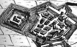 Bredevoort ontstaat bij een kasteel.
