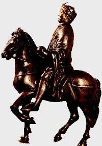 Karel 'de Grote'.
