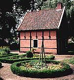 Blekershuisje in Lochem, anno 2000.