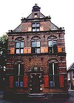 Stadhuis in Lochem, anno 2000.