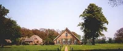 Boerderij De Meier onder Verwolde, anno 1996.