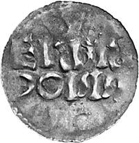 Voorzijde munt van Wichman III van Vreden (bron: Eddie Klunder).