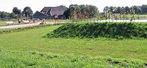 Grachten rondom Bevervoorde, anno 2003.