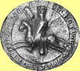 Klik voor een grotere afbeelding van dit tegenzegel van Otto I (45 KB, 300 dpi).
