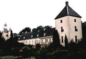 Vleugel huis Wisch anno 1999.