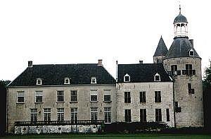 Hoofdgebouw huis Wisch anno 1999.