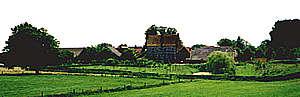 Laatste restanten van de stadsgracht van Bronkhorst, anno 2000.