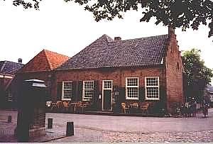 Herberg 'De Gouden Leeuw', anno 1996.
