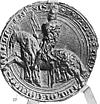 Klik hier om grotere versie van het zegel van graaf Reinald I te zien (42 KB, 300 dpi).