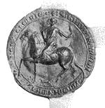 Klik hier om grotere versie van het zegel van de jonge Reinald II te zien (56 KB, 300 dpi).