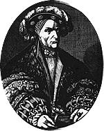 Karel van Egmond, hertog van Gelre en graaf van Zutphen.