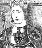 Rudolf I van Habsburg.