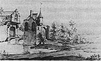 Burgpoort in 1570.