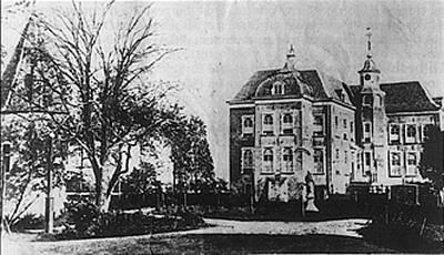 Swanenburg, anno 1880.