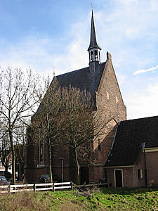 Gasthuiskapel in Doetinchem, anno 2002.