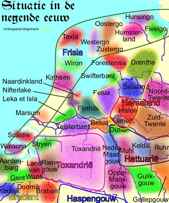 nederland ix groot