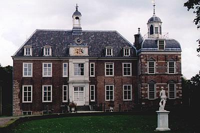 Voorzijde Huis Ruurlo (anno 2001).