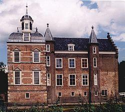 Huis Ruurlo, anno 2001.