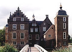 Achterzijde Huis Ruurlo (anno 2001).