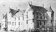 Kasteel Borculo, anno 1726.